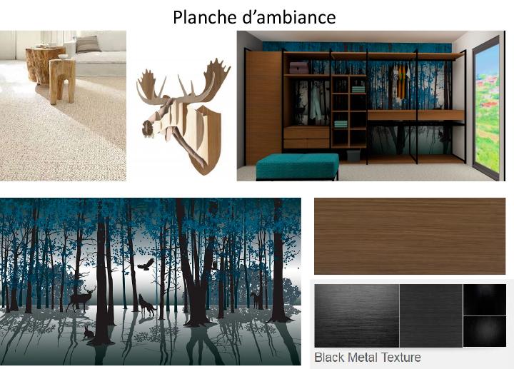 Exemple de projet linecol interior - Planche d ambiance ...