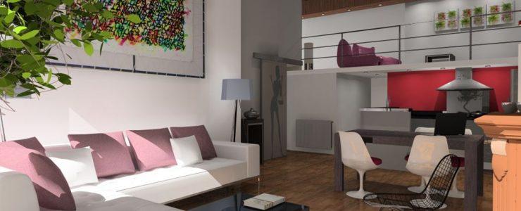 Projet de décoration Lyon 04